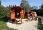 Location vacances Bathernay - Les roulottes Côté Bohème-4