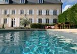 Hôtel Longpont - Moulin Royale-4