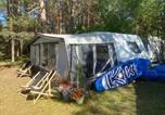 Camping  Acceptant les animaux Pologne - Przyczepa na Campingu Kormoran-1