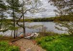 Location vacances Wiscasset - The Loft on Knickerbocker Lake-1