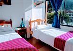 Hôtel Baños - Erupcion Art Hotel & Hostel-2