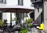 Hôtel 4 étoiles Horbourg-Wihr - Hôtel Quatorze, dîners et petits déjeuners servis en chambre