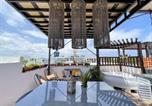 Location vacances Playa del Carmen - Simply Comfort. Stylish Las Palmas Apartments with Pool-2