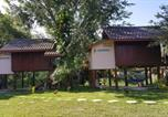 Hôtel Laos - Namsong Bridge Bungalows-4