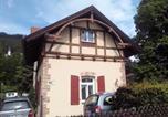 Location vacances Garmisch-Partenkirchen - Ferienwohnung am Philosophenweg-1