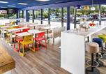 Hôtel Southampton - Ibis budget Southampton Centre-4