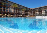 Hôtel Ayamonte - Ohtels Islantilla-1