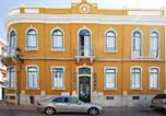 Hôtel Faro - Baixa Terrace Hostel-4