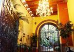 Hôtel San Miguel de Allende - Hacienda de las Flores-3