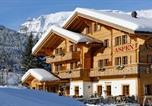Hôtel Lauterbrunnen - Aspen Alpine Lifestyle Hotel-4