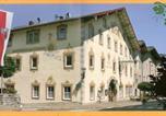 Hôtel Abtenau - Gasthof Goldene Traube-1