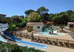 Camping avec Hébergements insolites Toulon - Camping de la Treille-1