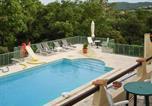 Location vacances Cotignac - Apartment St Martin les Terrasses-1