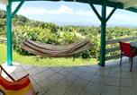 Location vacances  Terre-de-Haut (Petite Anse) - Holiday home Chemin du Petit Carbet - 3-1