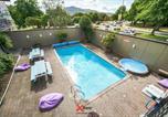 Hôtel Nouvelle-Zélande - Base Rotorua-3