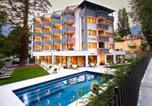 Hôtel Merano - Flora Hotel & Suites-1