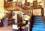 Hôtel Soria - Hotel Tres Coronas de Silos-4