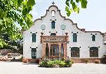 Hôtel Sant Fruitós de Bages - Can Borrell Bed and Breakfast-1