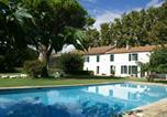 Location vacances Le Cailar - Domaine De Chaberton Maison Le Flamant Rose-4