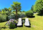 Location vacances  Province de Côme - Appartamento Giardino-4
