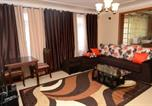 Location vacances Nairobi - Elegant 1br Furnished in Westlands, Nairobi Gk2-3