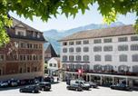 Hôtel Morschach - Wysses Rössli Swiss Quality Hotel-1