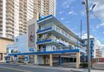 Hôtel Atlantic City - Rodeway Inn Oceanview-2