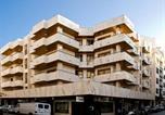 Hôtel Ibiza - Apartamentos Los Robles-1