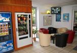 Hôtel Vaulx-en-Velin - Ibis Budget Lyon Caluire Cité Internationale-3