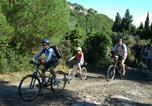 Camping avec WIFI La Palme - Camping Le Hameau des Cannisses -4