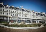 Hôtel Folkestone - Best Western Plus Dover Marina Hotel & Spa-1