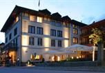 Hôtel Savognin - Hotel Weisses Kreuz-1