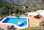 Location vacances Cómpeta - Villa Al-Andalus Spainsunrentals 1051-4