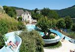 Camping avec Hébergements insolites Villefranche-de-Panat - Airotel Camping La Source-4