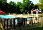 Camping avec Piscine Saint-Cybranet - Camping le Trel-1