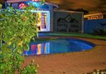 Location vacances Gaborone - Berry Bliss Guest House-2