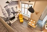 Location vacances Budapest - Design Flat in Central Castle District-4