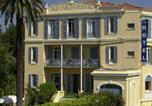 Hôtel Antibes - Hotel Alexandra - Boutique Hotel-1