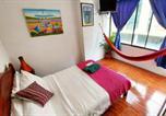 Hôtel Équateur - Erupcion Art Hotel & Hostel-1