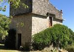 Location vacances Cajarc - Maison d'une chambre a Tour de Faure avec jardin clos-1