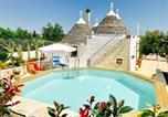 Location vacances  Province de Tarente - Trulli Fenice-1