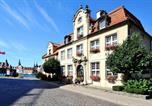 Hôtel Gdańsk - Podewils Old Town Gdansk-1