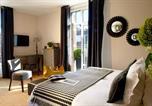 Hôtel Villerville - Hôtel Le Fer à Cheval-1
