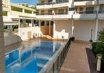 Location vacances Calpe - Plaza Mayor 2 bedroom Apartment-1
