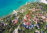 Camping en Bord de mer Croatie - Campsite Sunny Home Soline-4