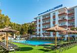 Hôtel Lloret de Mar - Apartaments Els Llorers-2