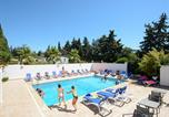 Camping avec Ambiance club Sanary-sur-Mer - Camping La Brulade-1