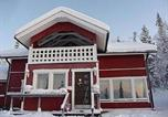 Location vacances Muonio - Holiday Home Pallaksen valkkorinne-1