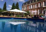 Location vacances Amécourt - B&B Château De La Houssoye-4