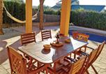 Location vacances Vacarisses - Five-Bedroom Holiday home Collbató with a Fireplace 01-3